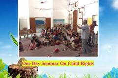 one day seminar