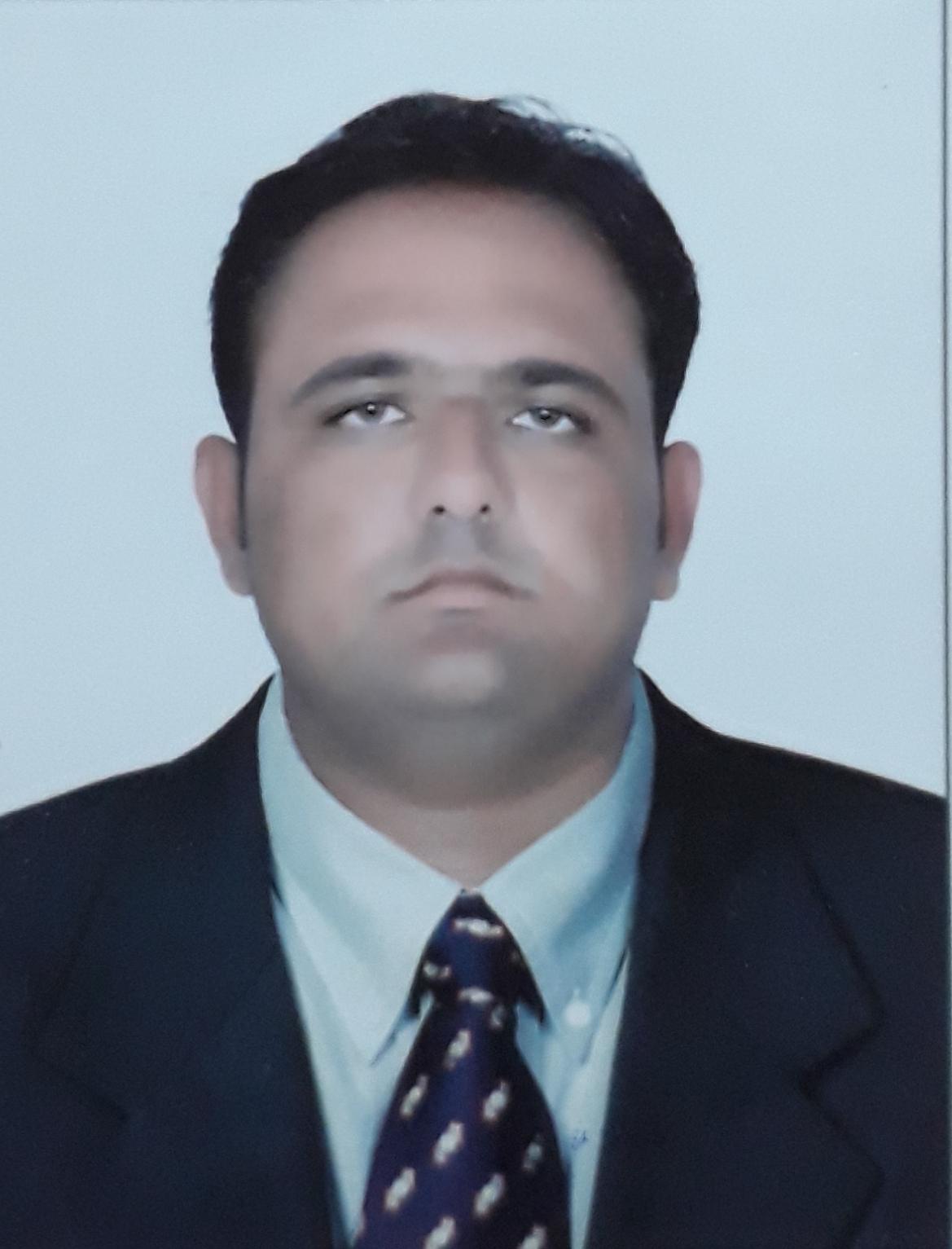 Mr. Bhautik B Patel