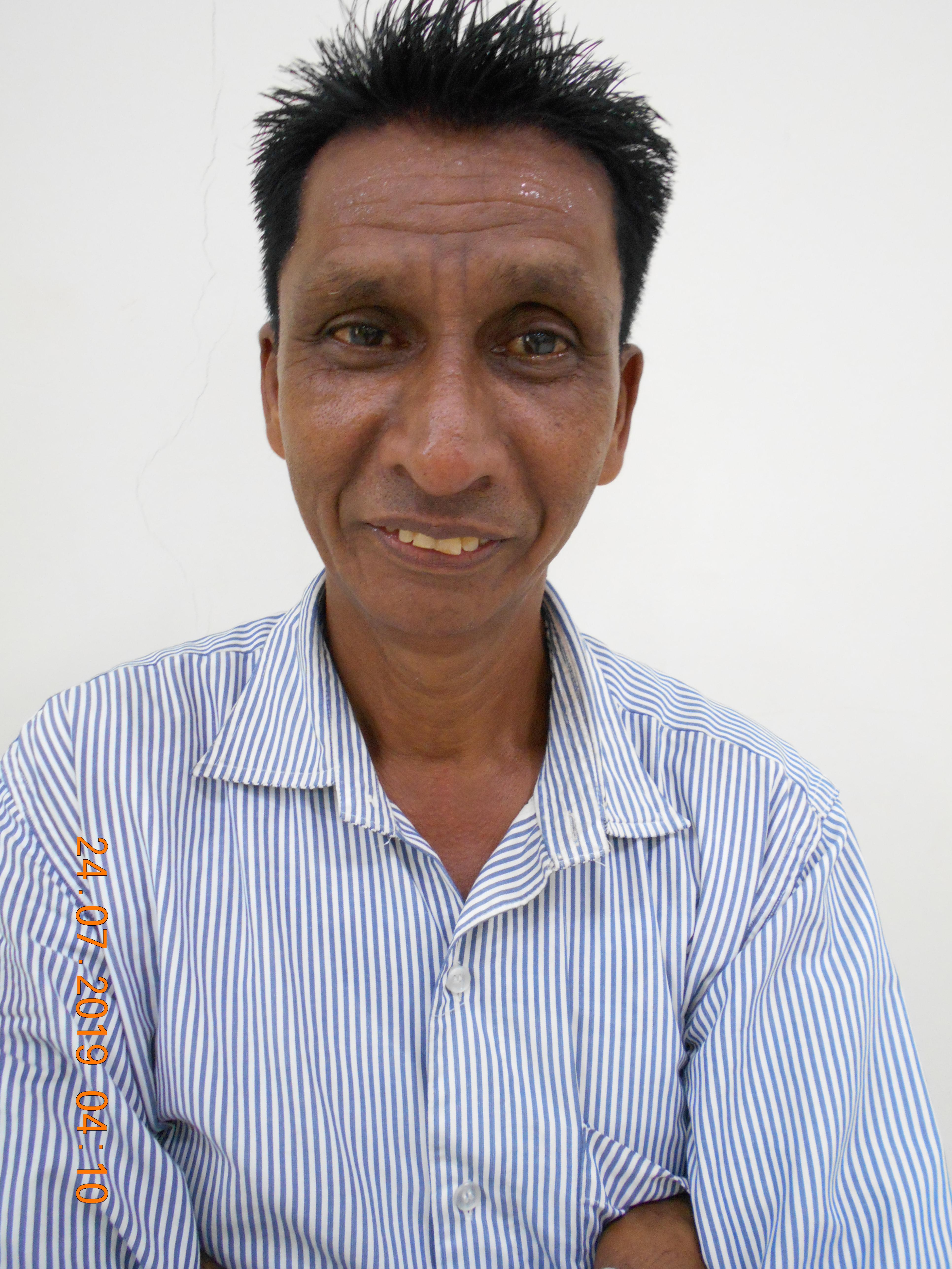 Salimbhai Chauhan